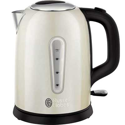 Russell Hobbs Cavendish 25500 Review and one of the top 10 best kettles
