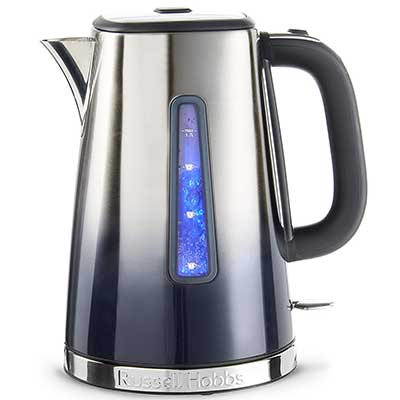 Russell Hobbs Eclipse 25111 Review and one of the top 10 best kettles