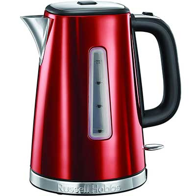 Russell Hobbs Luna 23210 Review and one of the top 10 best kettles